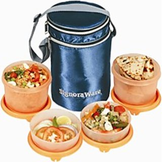 Signoraware Executive lunchbox with a Bag 00c3826f3648