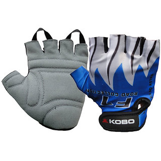 KOBO Biker Gloves / Riding Gloves / Cycling Gloves (IMPORTED)