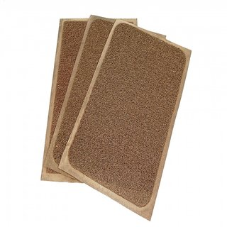 plain door mat set of 3  r 1200