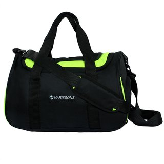 Harissons - Float Gym - Green - Duffle/Travel Bag