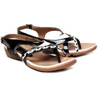 Nell Ladies Black Footwear VT-212-BLACK-01