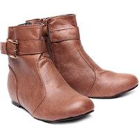 Nell Ladies Brown Footwear 837-A4-BROWN-01