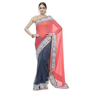 Aarohii Bollywood Saree#223PIGEKA