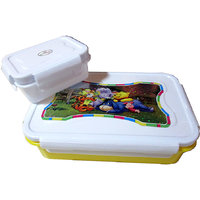 Lock  Seal Lunch Box for Kids