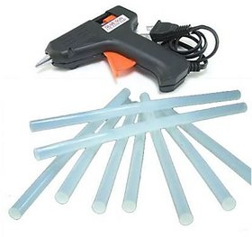 Original Electric Glue Gun With Cord + 5 pcs Glue Gun Sticks