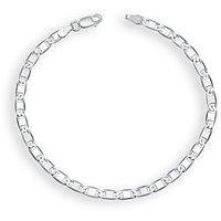 Karatcraft.in 925 Sterling Silver Link Mens Bracelets