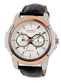 Exotica Fashions Men's Watch (EFG-05-TT-WT)