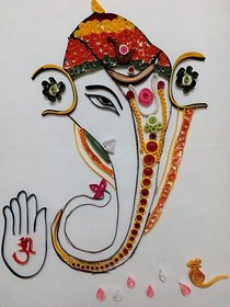 Beautiful Handmade Quilling Paper Art