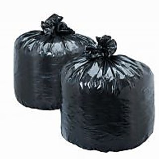 50pcs Big Disposable Garbage Bag (20 x 26)