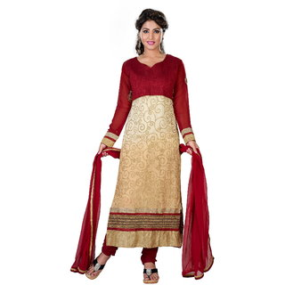 Indian-Pakistani Bollywood Acteress Party Wear Maroon Color Strait SalwarSuit