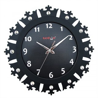 Jewel - Crown Wall Clock