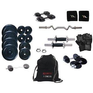 Total Gym 28 Kg Home Gym And Accessories (doriBASTA3GW10)