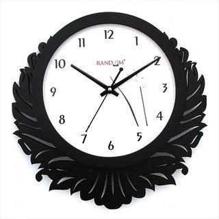 Eco-Eccentric Wall Clock