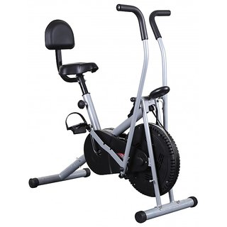 BODY GYM AIR BIKE BGA 2001 WITH BACKREST