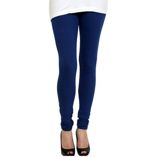 Blue cotton Legging