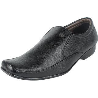 Blanchi-Mocassin Black Corporate Formal