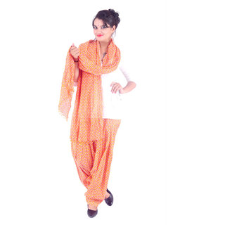 patiala with duppata by Asha enterprises