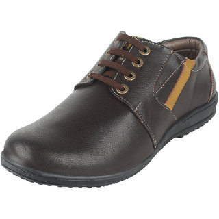 Blanchi- Troops Black Casual Shoes