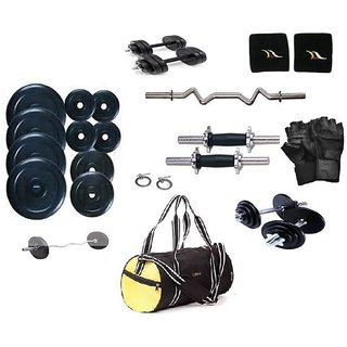 Total Gym 25 Kg Home Gym And Accessories (dOLKIBASTA3GW8)