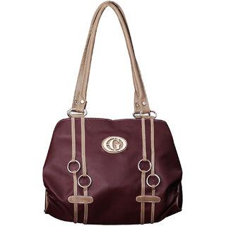 Fostelo Maroon Gul Handbag FSB-118