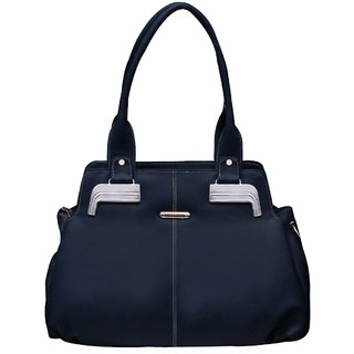 Fostelo Exquisite Dark Blue HandbagFSB172