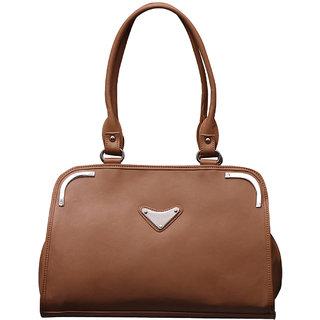 Fostelo Glossy Beige HandbagFSB193