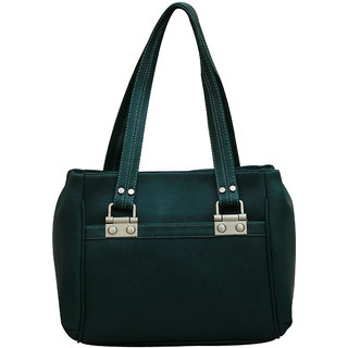 Fostelo Superior Green HandbagFSB265