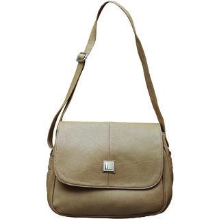 Fostelo Stylish Beige Handbag FSB-280
