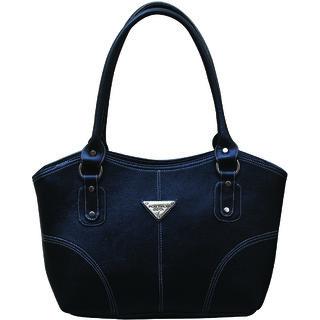 Fostelo Vintage Black HandbagFSB285