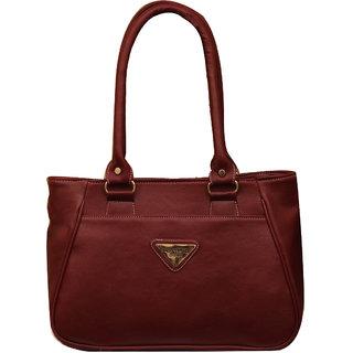 Fostelo Mentoz Maroon HandbagFSB329
