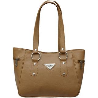 Fostelo Brooke Medium Beige Handbag