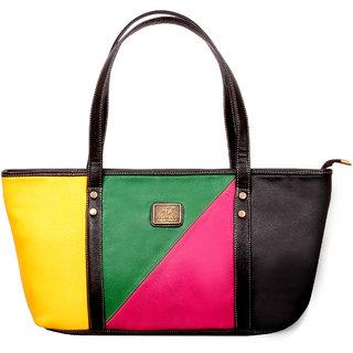 Fostelo Fourtone Multicolor HandbagFSB345