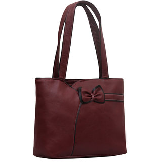 Fostelo Layla Maroon HandbagFSB375