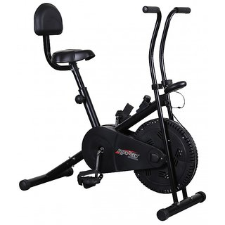 BODY GYM AIR BIKE BGA 1001 WITH BACKREST