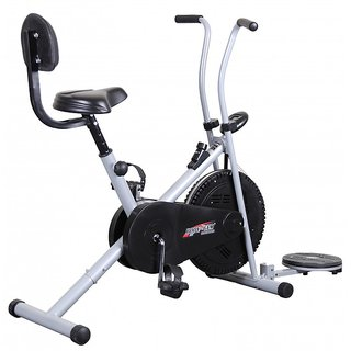 BODY GYM AIR BIKE BGA 1001 WITH BACKREST TWISTER