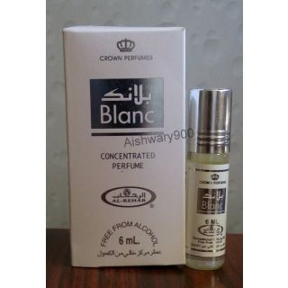 Buy Al Rehab - Blanc - Attar (Ithar) 6Ml - Alcohol Free With Roll On Easy To Use Online @ ₹129 from ShopClues