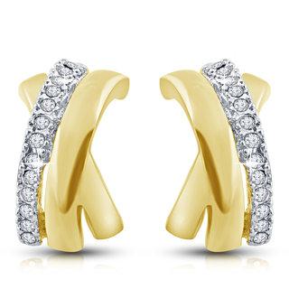 Designer Diamond Earring Set for Women by Shriya