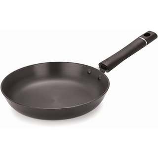 Pristine Hard Anodised Fry Pan, 24 cm