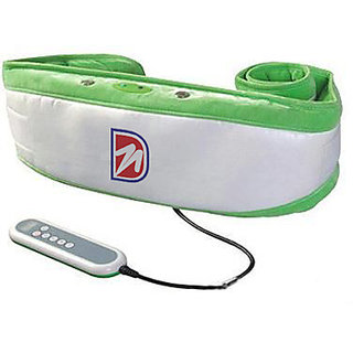 Deemark Slimming Massage Belt With Eye cool Mask as a freebie