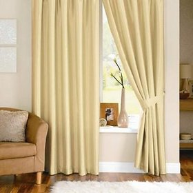 Little Joy Beautiful Design Door Curtain Set of 2 (4x7)