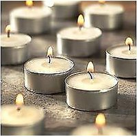 Tealight Candles Pack Of 50