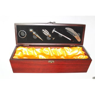 Wine Gift Boxes includes 6 PC Wine Accessories -PIA INTERNATIONAL