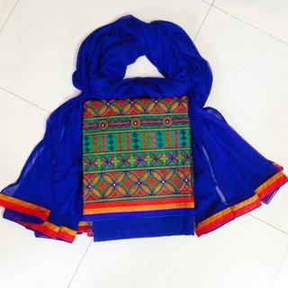 Pure Cotton Ethnic Wear (Unstitched)