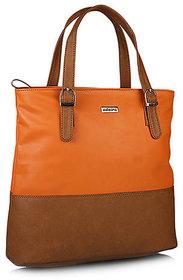 Adaira Orange Handbag