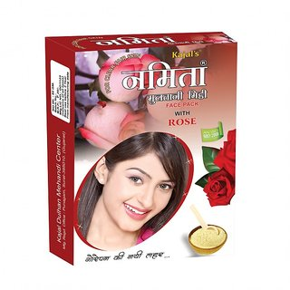 Namita Rose Facepack