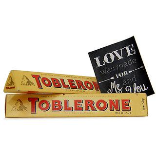 Toblerone Choco Gift Pack
