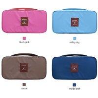 PacknBuy Multi Functional Travel Organizer Cosmetic Make-up Bag - Black