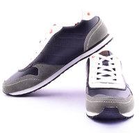 Escan Mens Sport Shoes  BLACK/GREY ES720068-1