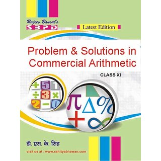 Problems and Solutions in Commercial Arithmatic