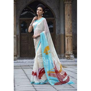 Bhagalpuri Silk Designer Saree